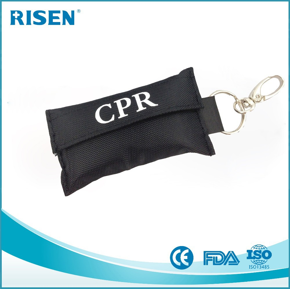 Disposable CPR Face Shield For Emergency