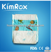 High Quality Hot Sale Disposable Soft Care Baby Diaper Manufacturer from China