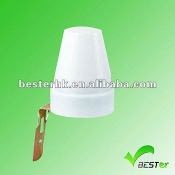 Auto Electric Light Sensor Switch,LED Automatic Turn Off Photocell Light Sensor Switch