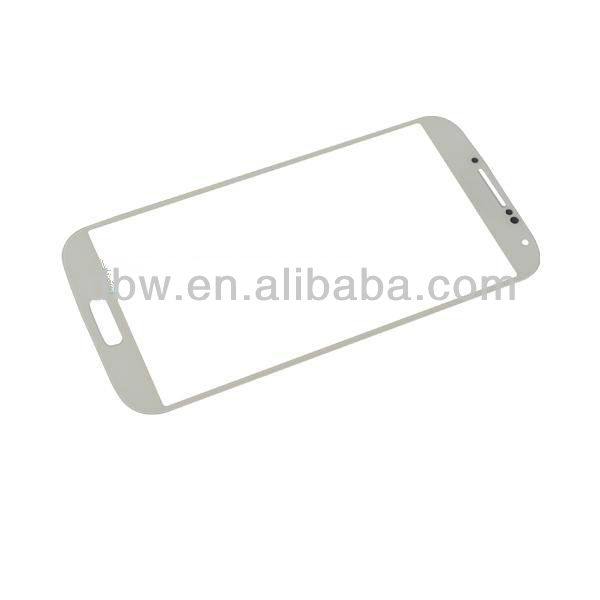 original new front glass For Samsung Galaxy S4 i9500 Front Cover Replacement
