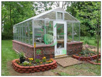 Victorian glass house / conservatory / sun room / Green House