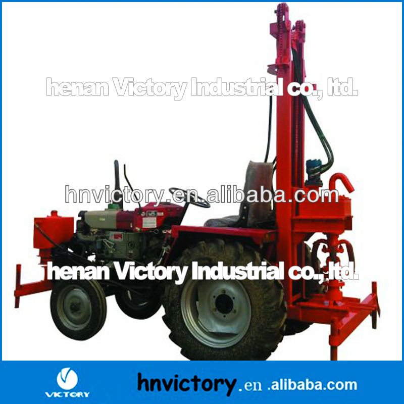 High quality and low price hydraulic quarry drilling equipment