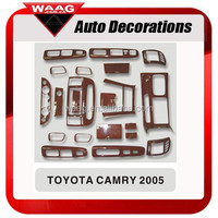 80065-Wooden Dashboard Kits for Toyota Camry 2005