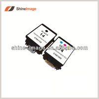 14 black printer ink cartridge for hp