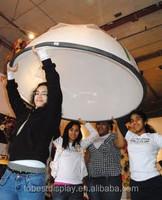 China manufacturer customized large acrylic sphere