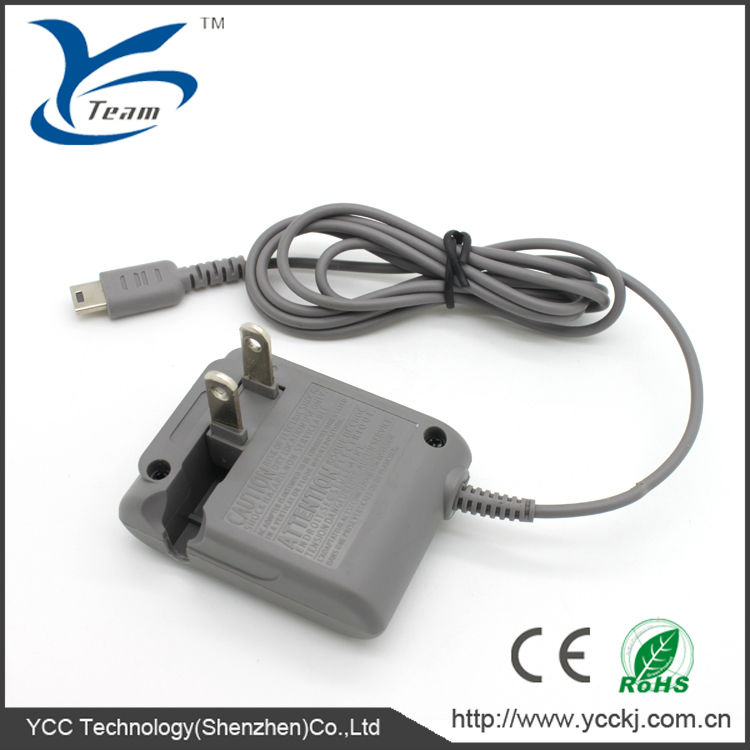 Shenzhen video game manufacturer for AC Adapter For NDSL DSL Power Adapter