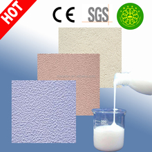 APEO-free General Styrene acrylic copolymer / polymer emulsion