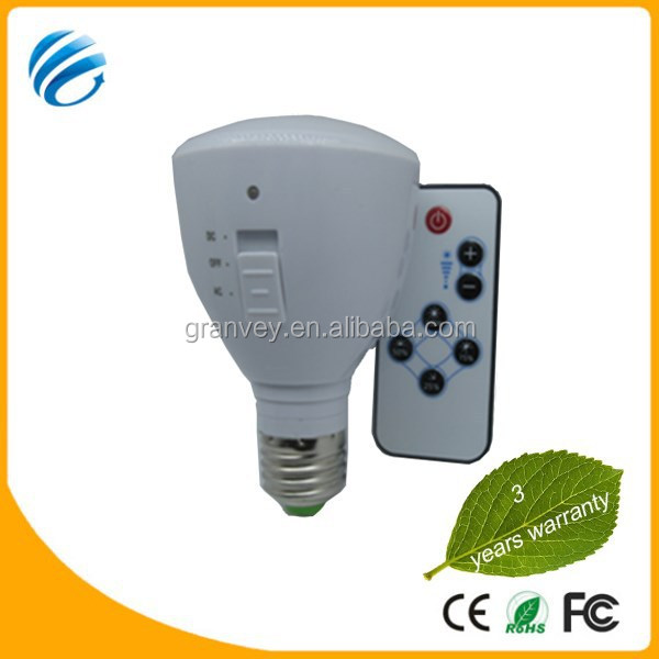 cheap goods from china,led bulb light alibaba express bulb led e27 CE ROHS remote control rechargeable led bulb light 4w