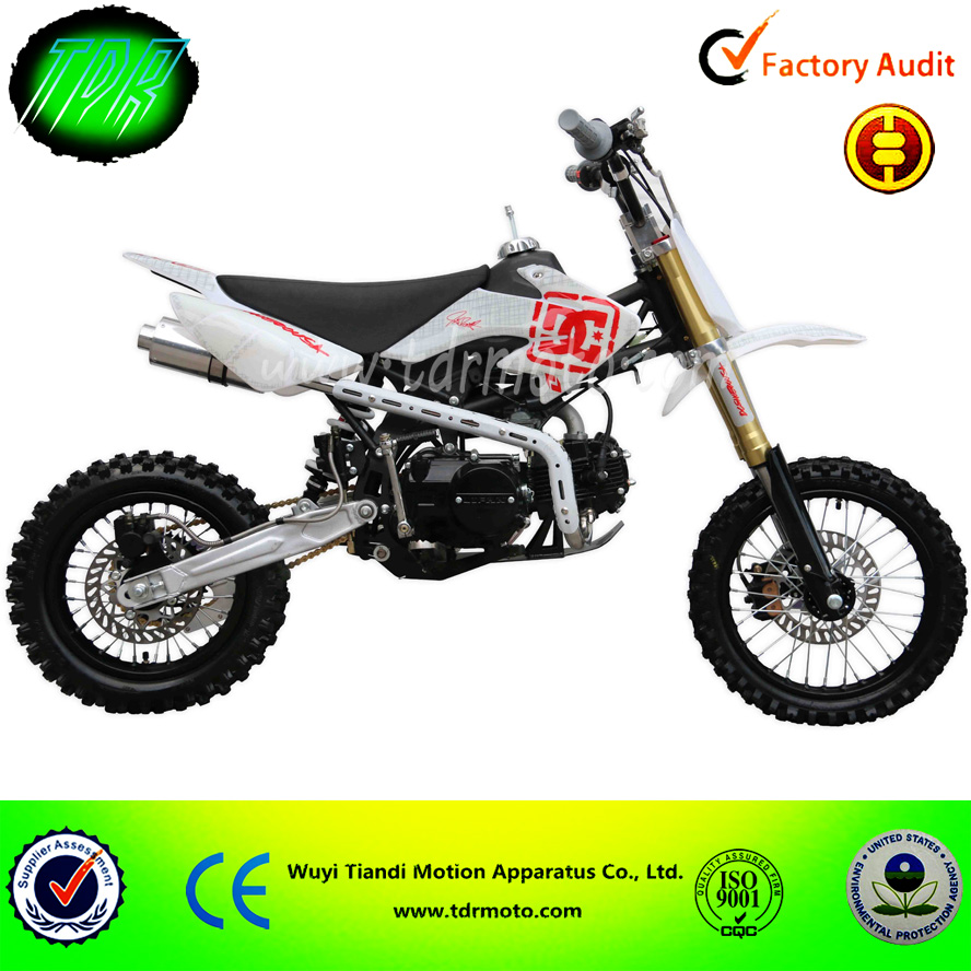 Cheap Lifan 125cc pit bike dirt bike for sale
