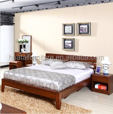 Customize 5 star hotel bedroom sets wood hotel king size for Super cheap bedroom sets