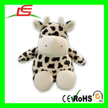 The Baby Collection Plush Animal Toy Infant dolls Stuffed Cow