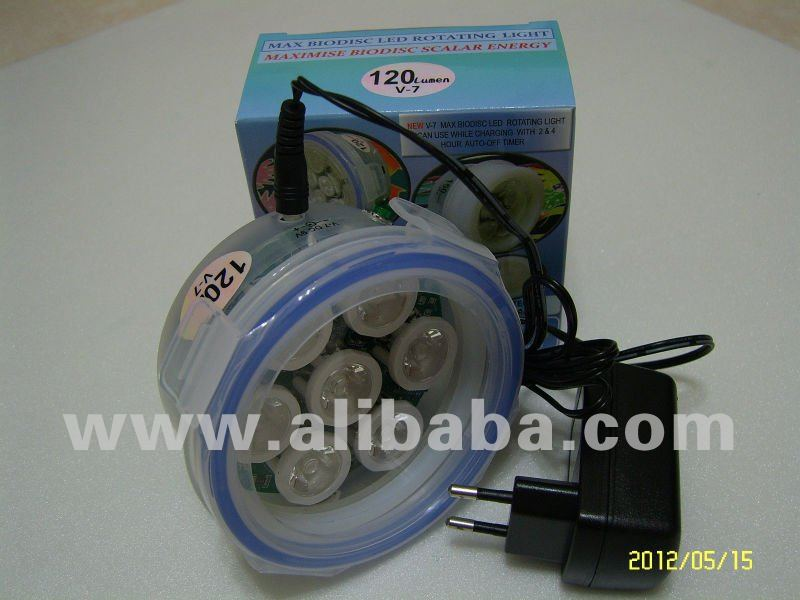 Max biodisc Led Rotating Light
