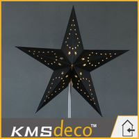 New products led christmas star 3d vertical lights from China workshop