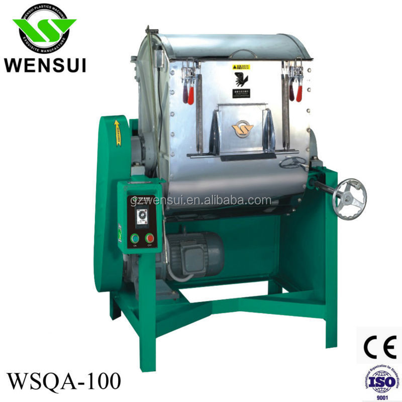 WSQA-100 Factory Direct horicontal Planetary Mixers 10 Liters Mixer/Horizontal Mixing machine/mixer with CE certificate