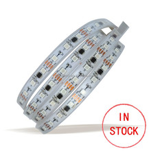 Hot selling waterproof ip65 60leds ws2811 strip led lighting addressable