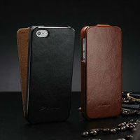 mix color wallet pu leather case with credit card holder for iphone 5 5g