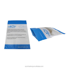 China manufacturer plastic biodegradable ziplock pouch