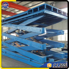 Electric motorcycle scissor lift /used scissor car lift for sale