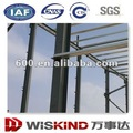 Industrial Warehouse light steel frame structure 2