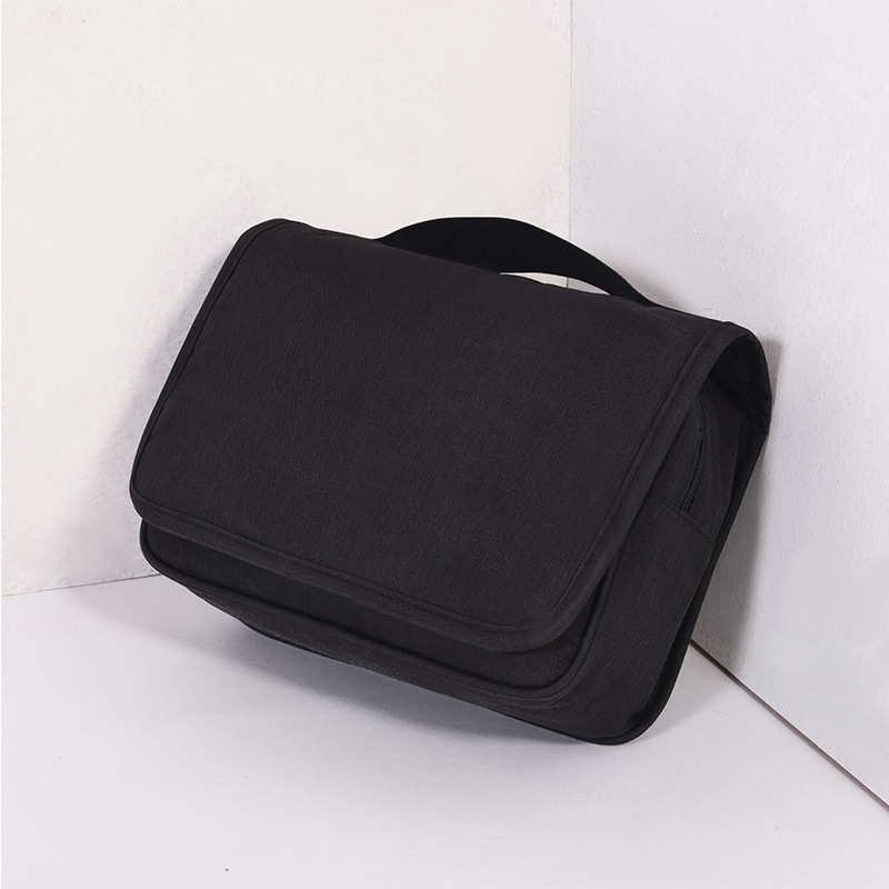 Cationic hook wash bag simple travel, large capacity toiletry bag