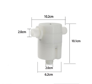 Hydraulic Power and Plastic Material water tank float valve
