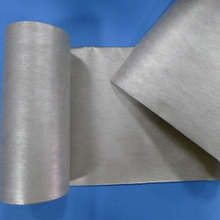 Applied to precision device polyester non-woven fabric