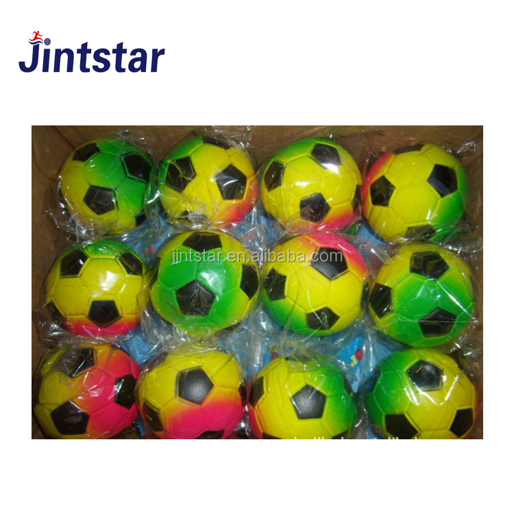 63mm Custom colorful high bounce rubber racquetball balls bouncy balls