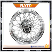Attractive and reasonable price solid motorcycle wheels for sale