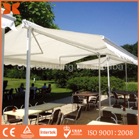 2015 Hot Sale retractable outdoor shelter