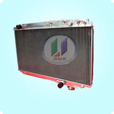 Racing All Aluminum Auto Radiator for 93-98 Manual