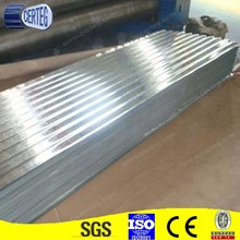 Iron Corrugated Zinc Coated Metal Sheet for roofing