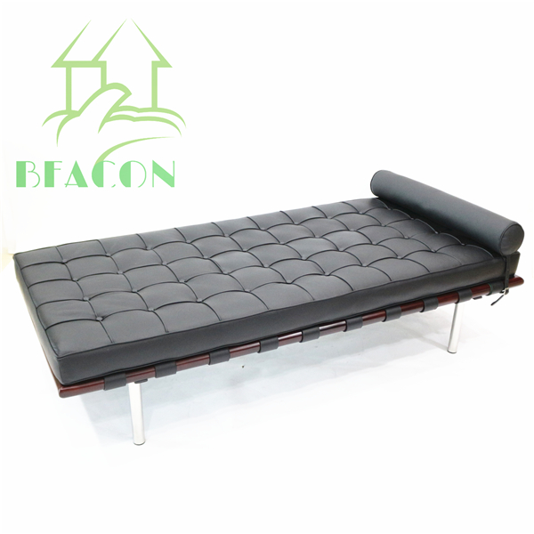 european style replica Barcelona sofa bed