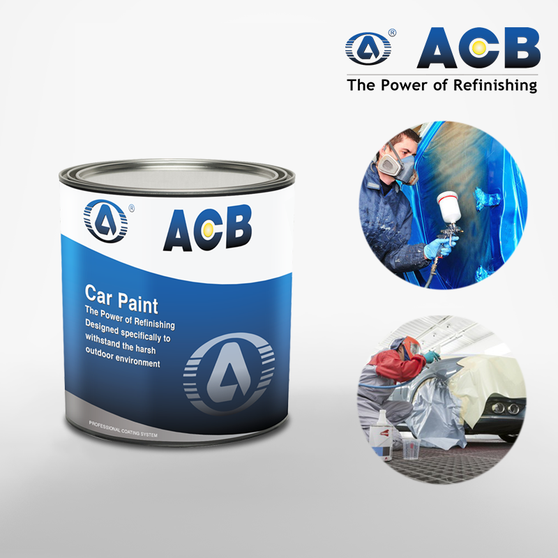 ACB The best car paint chemical for car repairing
