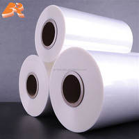 Polyolefin single wound shrink wrap film