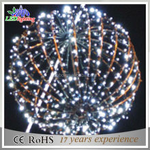 2017 Hot sale inflatable pvc led light party crowd ball inflatable zygote balls