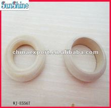 unfinished wooden ring/big wooden ring stock WJ-E5567