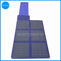 Monocrystal 100w folding solar panel