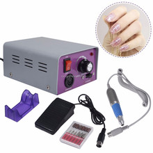 25000 RPM 15W Fashion Manicure Pedicure Nails Drill Machine (ZS-211)