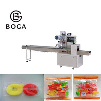 Candy bag packaging machine automatic pouch packing machine