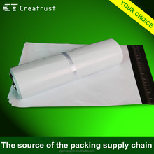 Flat poly mailer wholesale factory in size 13*19+5cm 200pcs courier bag poly bag for courier packing