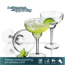 Wide mouth crystal wine glass goblet cocktail glass champagne Margarita glass