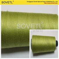 Excellent quality newest polyester sewing thread color card