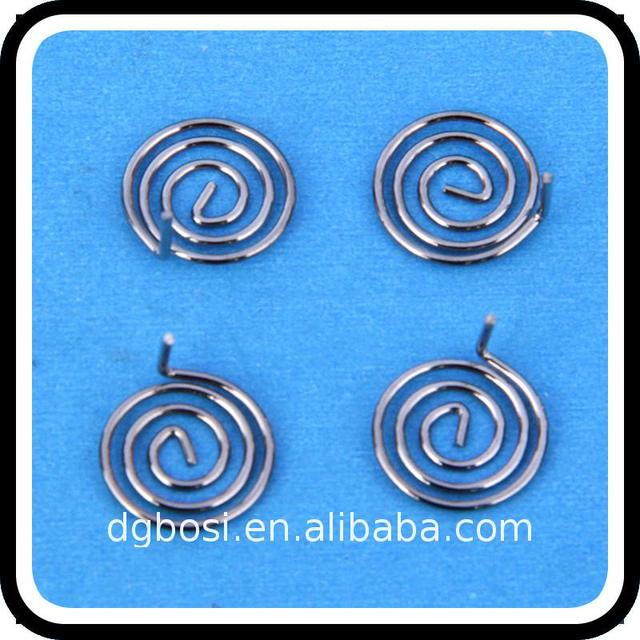 Helical antenna spring heavy valute spiral truck coil
