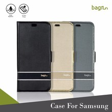 Premium PU Leather Smartphone Holder Case For Galaxy S8