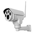 Cheap 4X/10X Optical Zoom Outdoor 960P PTZ Bullet WIFI IP Camera