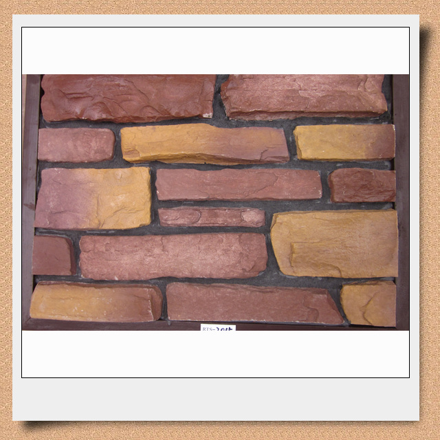 Hot sale wall decorative stone artificial stone facade exterior and interior wall decoration
