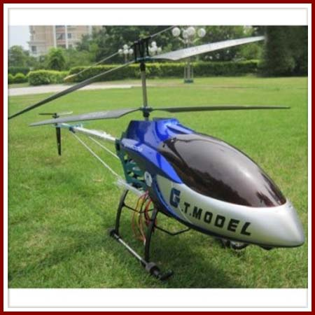 "134CM 53"" Extra Large GT QS8006 2 Speed 3.5Ch RC Helicopter Builtin GYRO, Helicopters Toy For Adult"