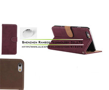 Leather Wallet Retro Vintage Wallet Flip Cover Case for Samsung Galaxy S2 i9100