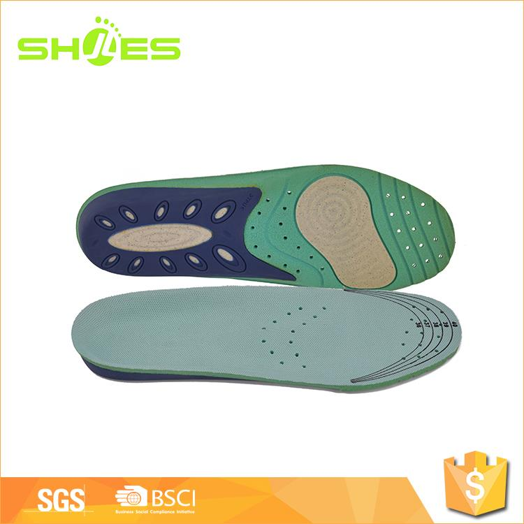 3D Premium comfortable anti-fatigue eva insole for sale