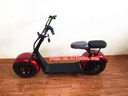 2016 new & hot sale disc brake 2 wheels electric motorcycle with two seats